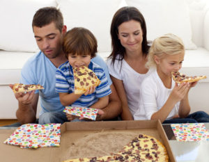 family influence eating habits