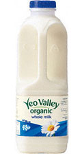 cows milk - Yeo Valley