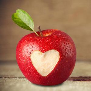 apple-heart-wood
